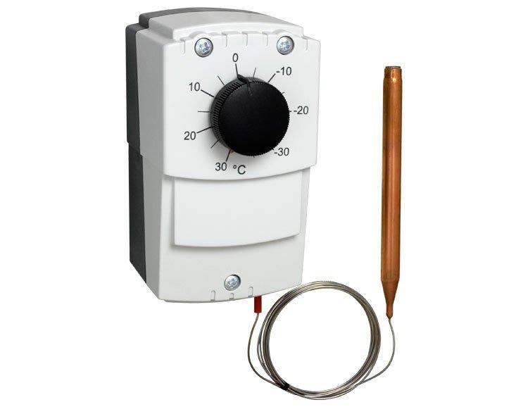 Терморегулятор для теплицы механический
